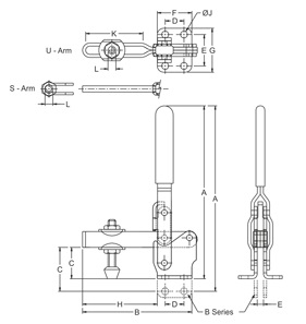VTC-207-U Drawing